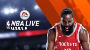 NBA LIVE Mobile MOD APK Unlimited Money 2021 (Latest Version)
