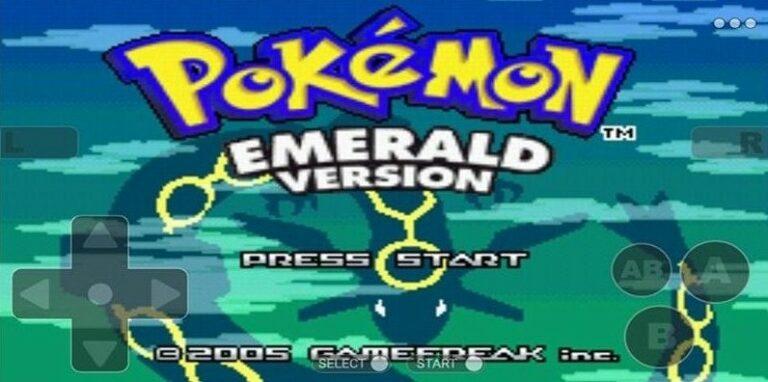 Pokemon Emerald MOD APK Download (Unlimited Everything, Offline)