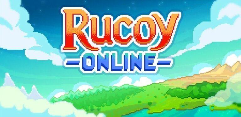Rucoy Online MOD APK 2021 (Unlimited Gold, Diamonds) New Version