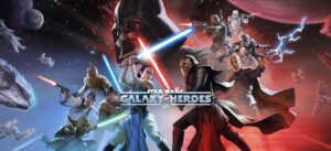 Star Wars: Galaxy Of Heroes MOD APK 2021 (Unlimited Everything)