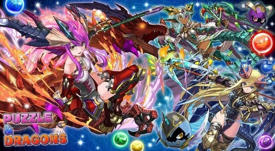 Download Puzzle And Dragons MOD APK (Unlimited Money – Magic Stones) Latest Version 2021
