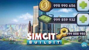 SimCity BuildIt MOD APK (Unlimited Money, Unlimited Simsash)