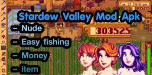 Stardew Valley MOD APK 2021 (Unlimited Money, Items, Stamina, Craft)