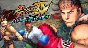 Street Fighter IV Champion Edition MOD APK Download (Full Unlocked)